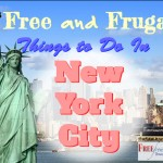Free and frugal things to do in NYC