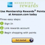 Pay For Amazon Purchases With AmEx Membership Rewards Points