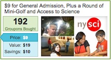 NYHS Groupon Deal