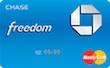 Chase Freedom MasterCard