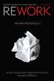 Rework Business Book