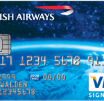 British Airways Visa Signature Card Review – 50,000 Bonus Avios