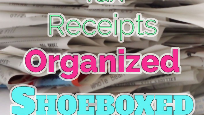 Shoeboxed Review – Organize Your Receipts for Tax Time and More