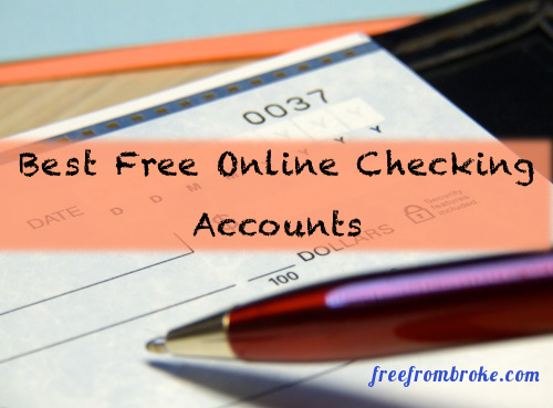 best free online checking accounts