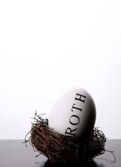 roth ira nest egg
