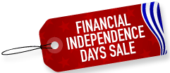 ING Direct Financial Independence Days Sale