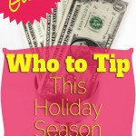 Tips for tipping this holiday season