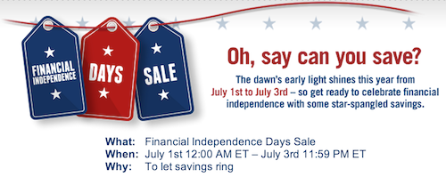 Capital One 360 Financial Independence 2013