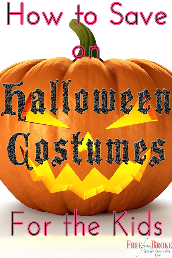 how to save on halloween costumes for the kids - Cheapest Place To Buy Halloween Costumes