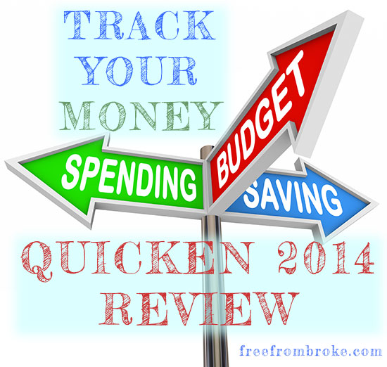 Quicken 2014 Review