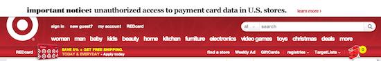 target_homepage_fraud_alert