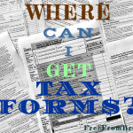Where can I get tax forms?