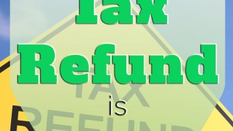 Why getting a large tax refund is bad.