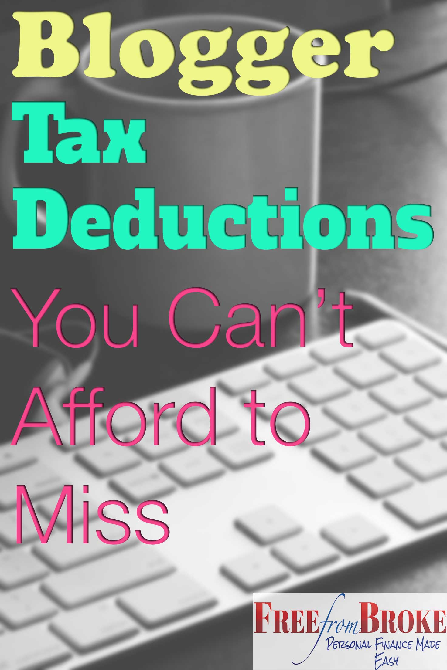 It 2014 08 sports wagering guidelines that you cana t afford to overlook - Blogger Tax Deductions You Can T Afford To Miss