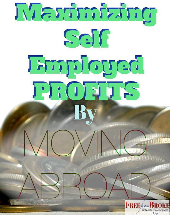 Maximizing self-employed