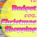 How to Budget for Christmas Shopping – Your Guide to Survive the Holiday Season