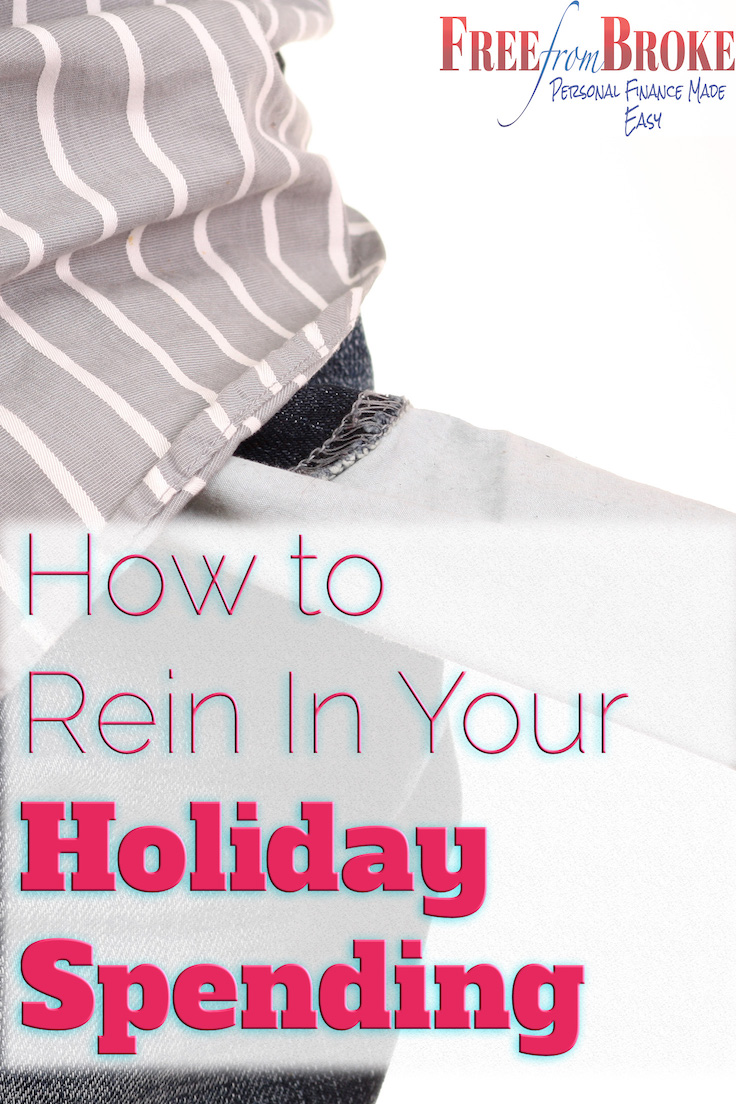 How to rein in holiday spending