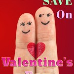 Ways to save on Valentine's Day