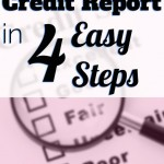 How to Fix an Error on Your Credit Report in 4 Easy Steps